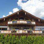 Balkone Mountain Lodge Leogang