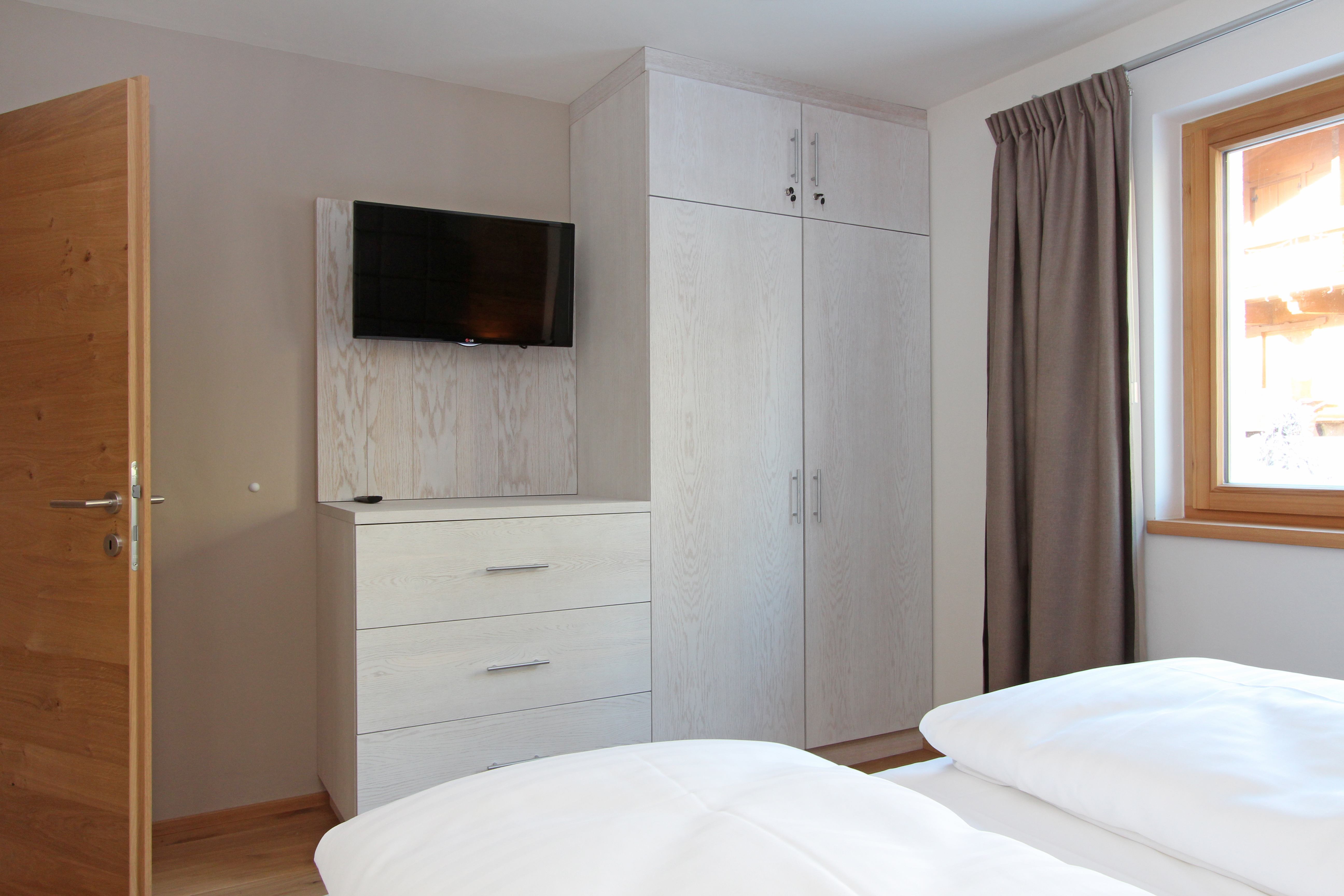 Zimmer Ausstattung - Lodge 2 - Mountain Lodge Leogang