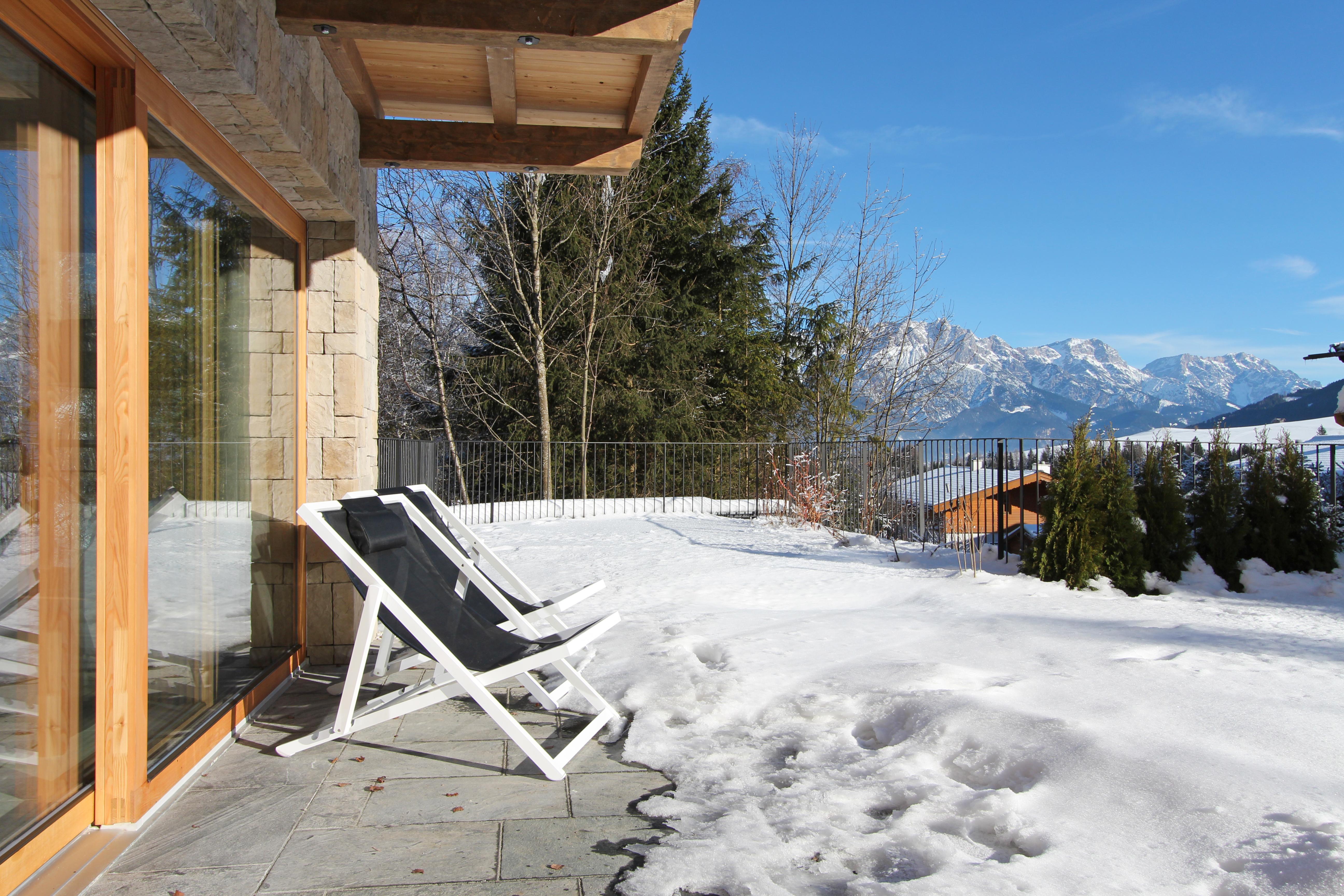Winter Sonne Apartment 2 Mountain Lodge Leogang