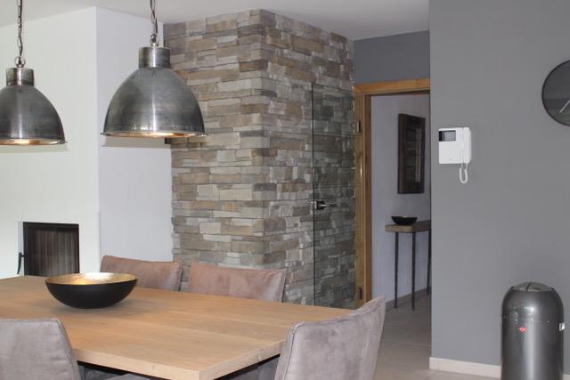 Apartment 1 Design Details Mountain Lodge Leogang