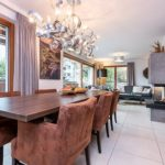 Innenansicht Apartment 3 Mountain Lodge Leogang